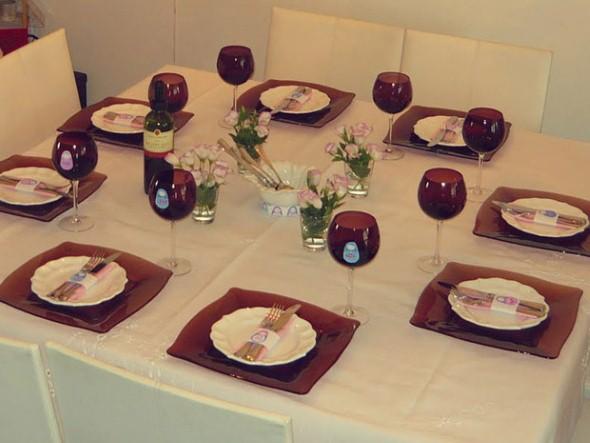 Como decorar a mesa para o Dia das Mães 009
