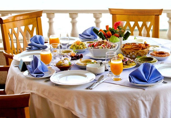 Como decorar a mesa para o Dia das Mães 013