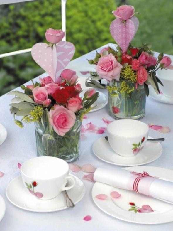 Como decorar a mesa para o Dia das Mães 014