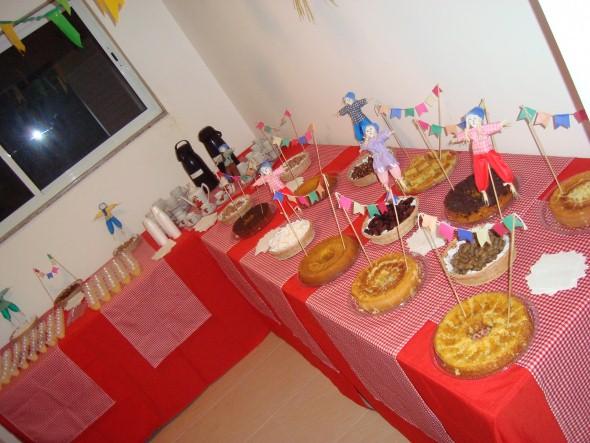 Decoração para festa junina 003