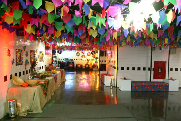 Decoração para festa junina 008