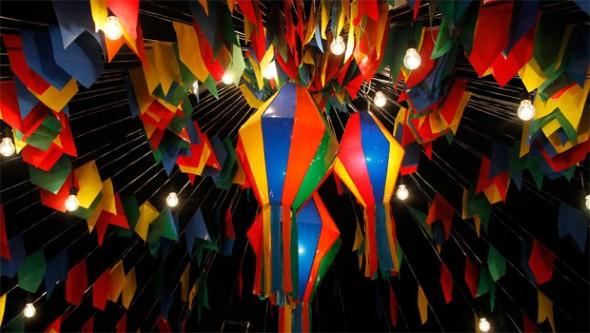Decoração para festa junina 012
