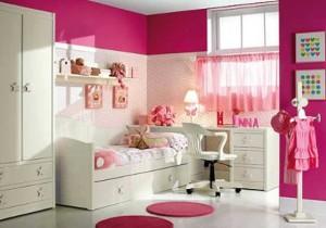 Decorar quarto de menina até 7 anos 001