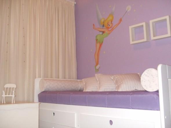 Decorar quarto de menina até 7 anos 008