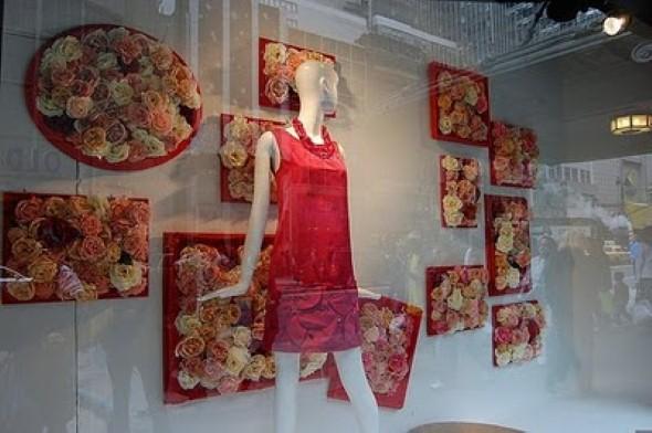 Decorar vitrine de loja no Dia das Mães 014