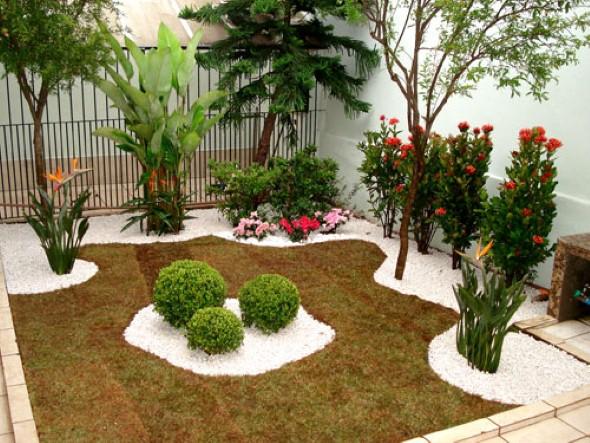 Jardim caseiro em espaço pequeno 007