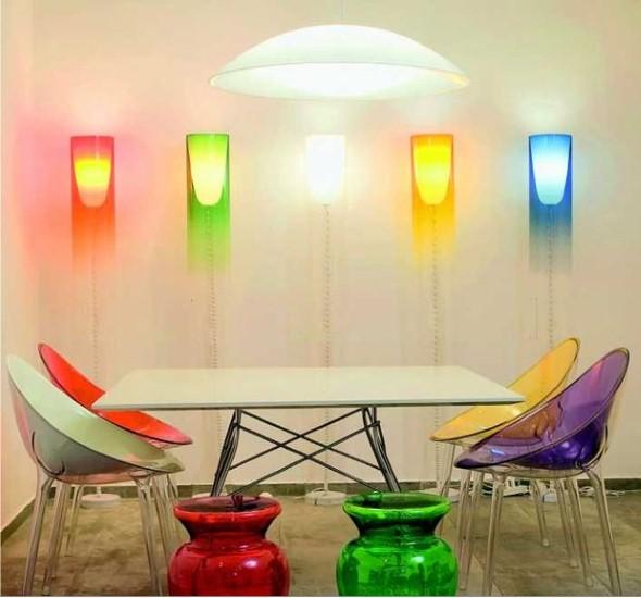 Luminárias decorativas 002