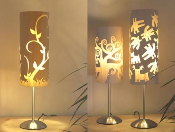 Luminárias decorativas 005