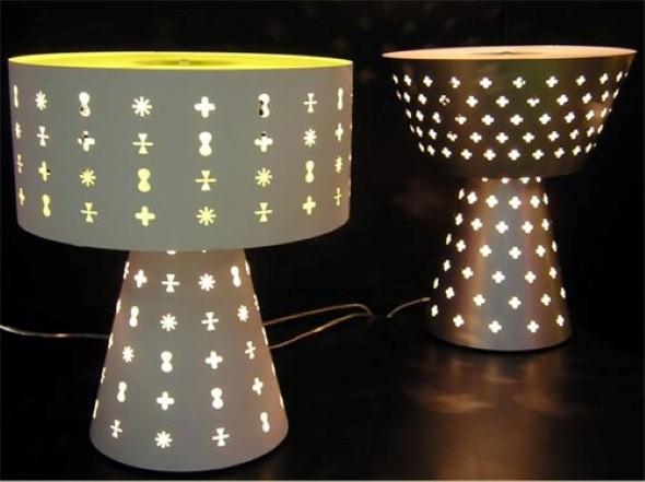 Luminárias decorativas 011