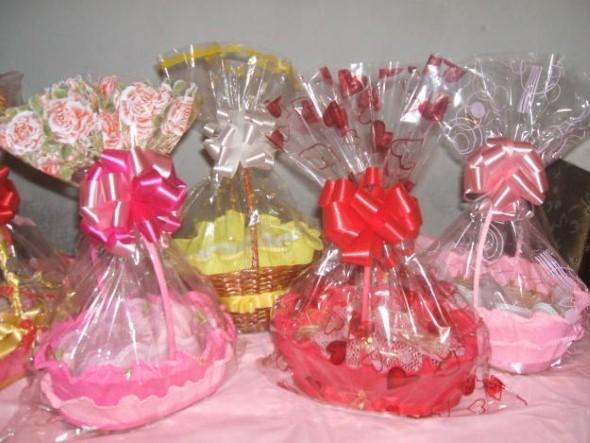 Montar e decorar cesta para o Dia das Mães 005