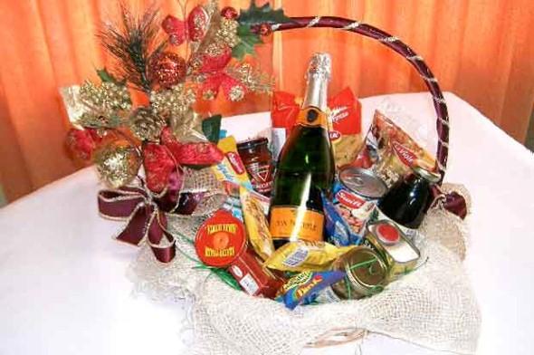 Montar e decorar cesta para o Dia das Mães 012