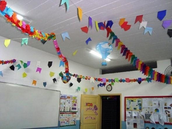 Decoração Festa Junina educação infantil 004
