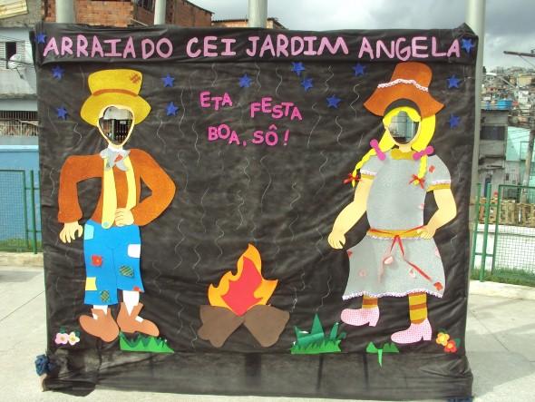 Decoração Festa Junina educação infantil 005
