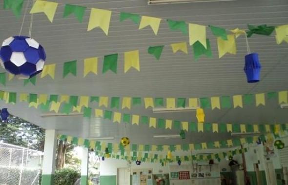 Decoração Festa Junina educação infantil 010