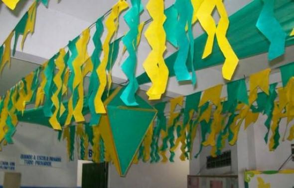 Decoração Festa Junina educação infantil 011