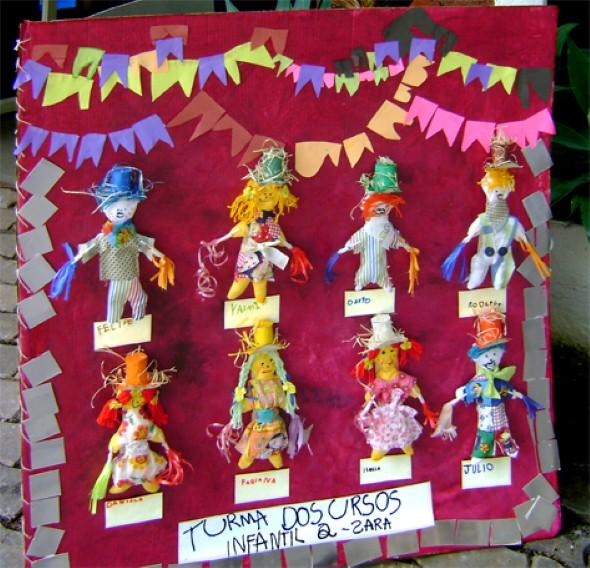 Decoração Festa Junina educação infantil 016