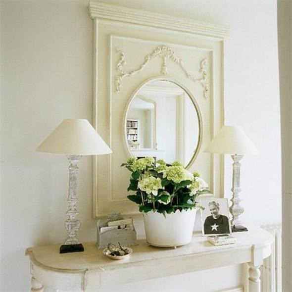 Decoração com espelho decorativo 006