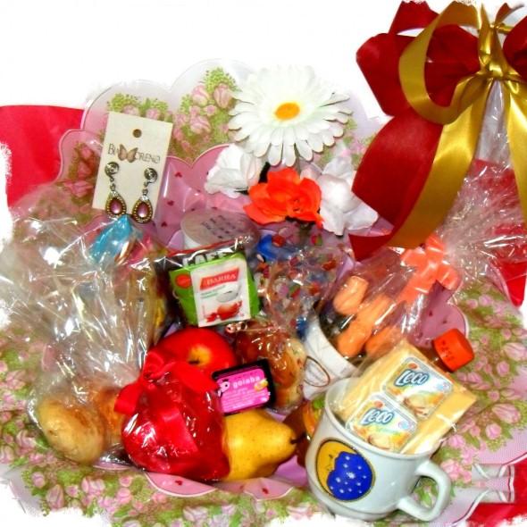 Decoração de cesta para o Dia dos Namorados 006