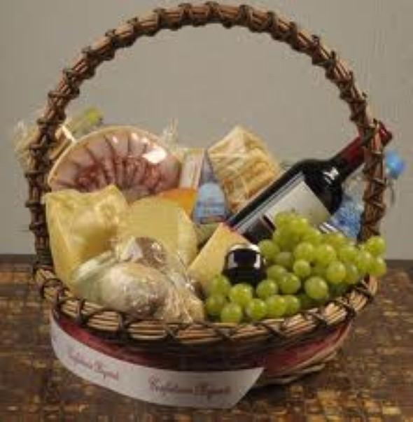 Decoração de cesta para o Dia dos Namorados 011