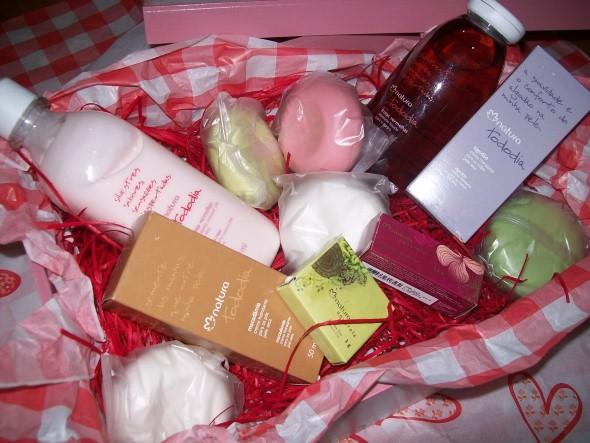 Decoração de cesta para o Dia dos Namorados 012