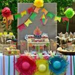 Decoração mesa Festa Junina 006