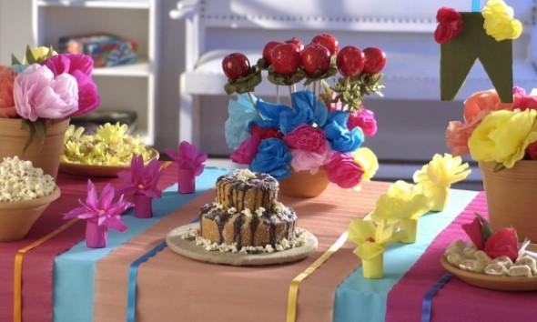 Decoração mesa Festa Junina 007