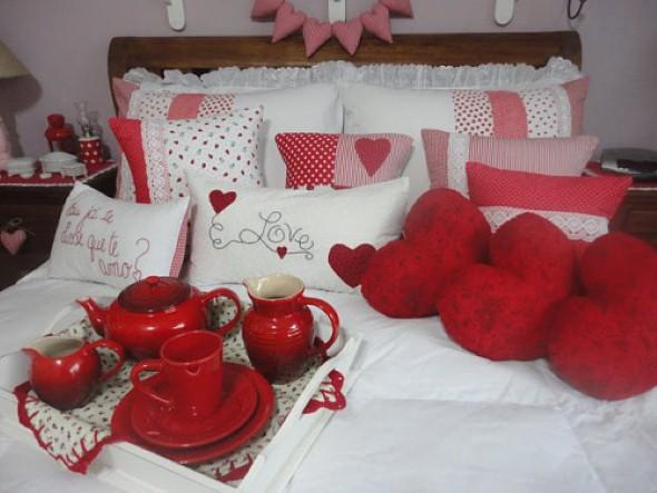 Decorar quarto para o Dia dos Namorados 003