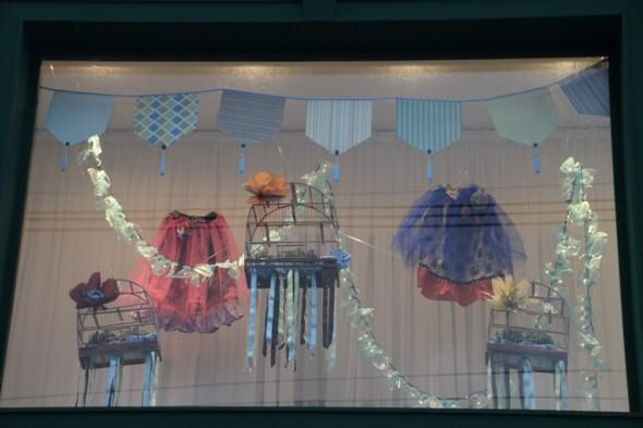 Decorar vitrine de lojas Festa Junina 003