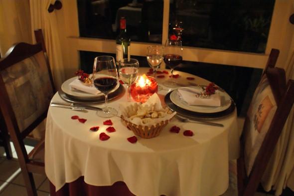 Mesa de jantar Dia dos Namorados 008