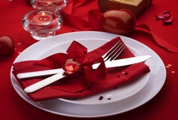 Mesa de jantar Dia dos Namorados 009