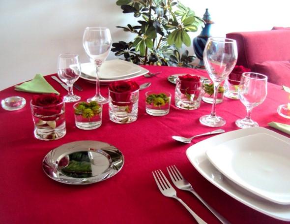 Mesa de jantar Dia dos Namorados 013