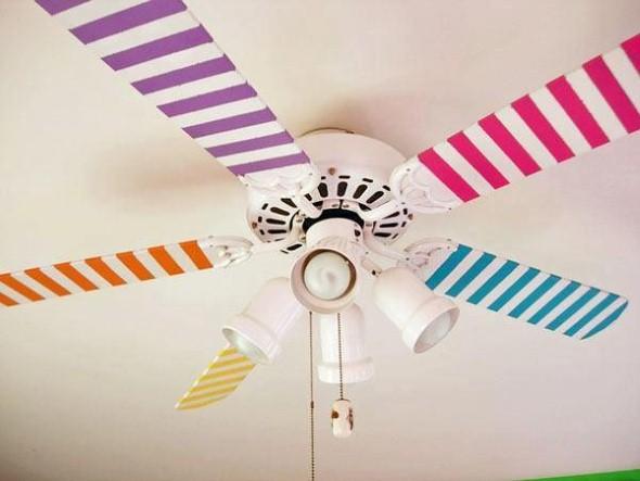 Casa decorada com adesivos personalizados 010