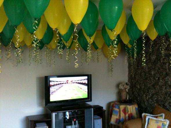 Decoração para Copa 2014 009