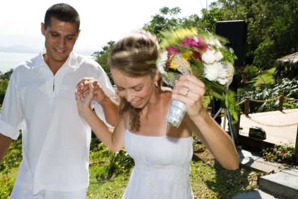 Decoração para festa de casamento de manhã 012