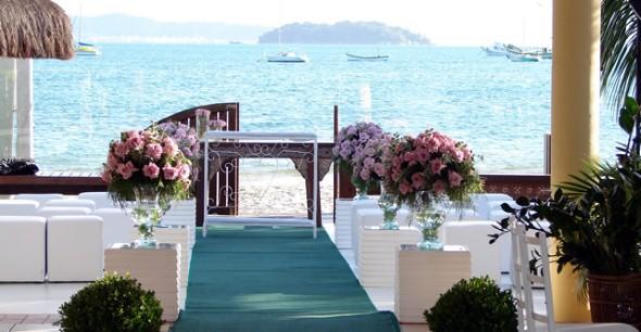 Decoração para festa de casamento de tarde 004