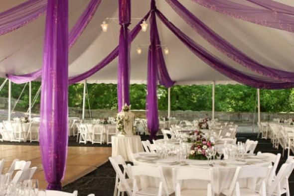 Decoração para festa de casamento de tarde 013