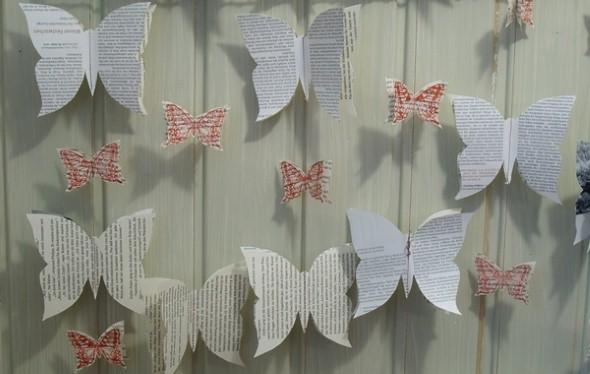 Enfeitar paredes com borboletas 003