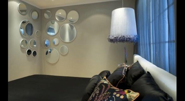 Espelhos para decorar o quarto 002