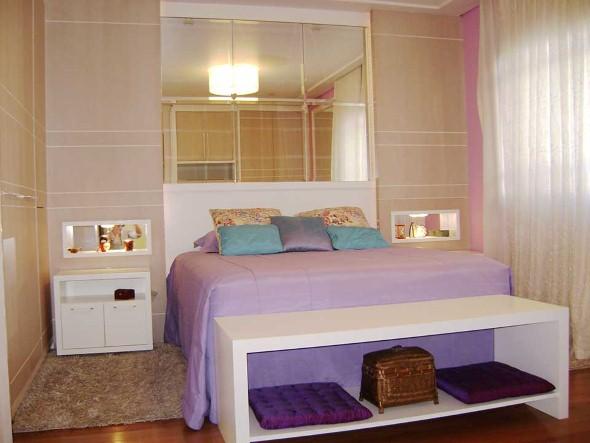 Espelhos para decorar o quarto 005