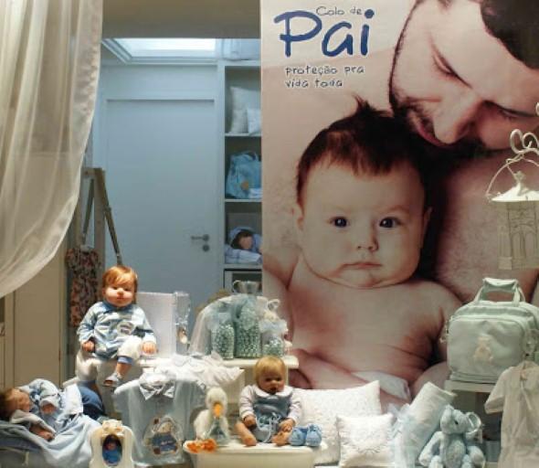 Decoração de vitrine para o Dia dos Pais 004