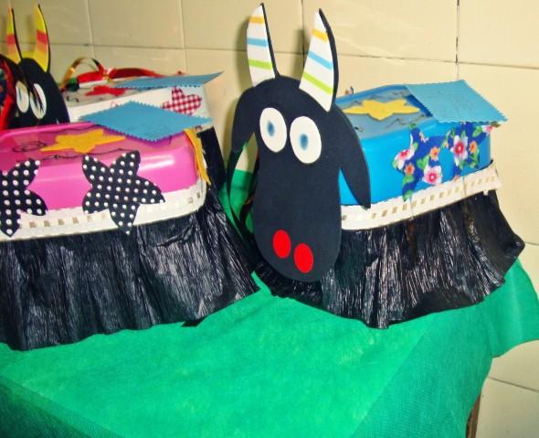 Decoração sala de aula Dia do Folclore 011
