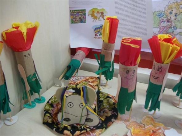 Decoração sala de aula Dia do Folclore 012