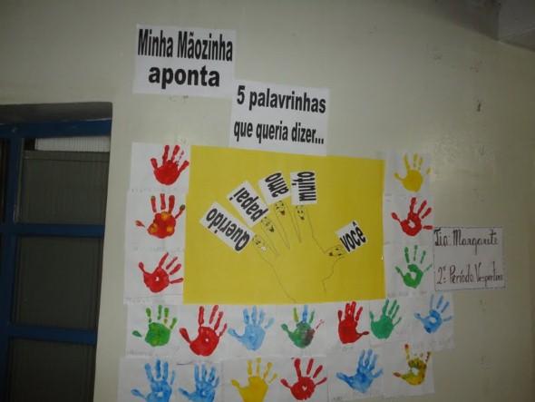 Decoração sala de aula Dia dos Pais 005