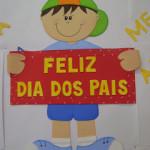 Decoração sala de aula Dia dos Pais 06