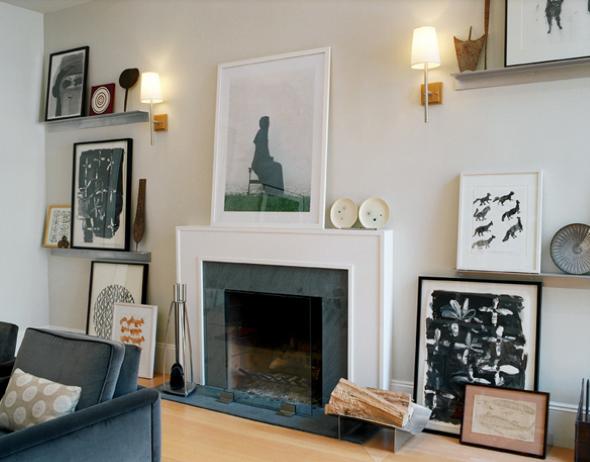 Decorar a casa com quadros personalizados 006