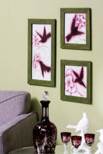 Decorar a casa com quadros personalizados 013