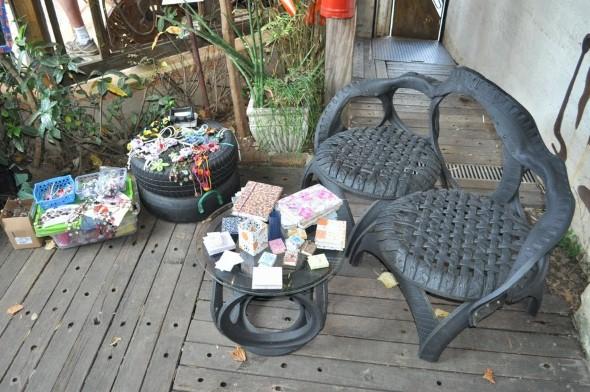 Decorar casa com materiais recicláveis 009