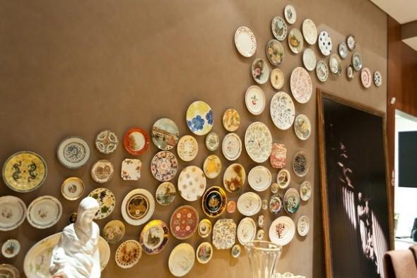 Objetos inusitados na decoração 005