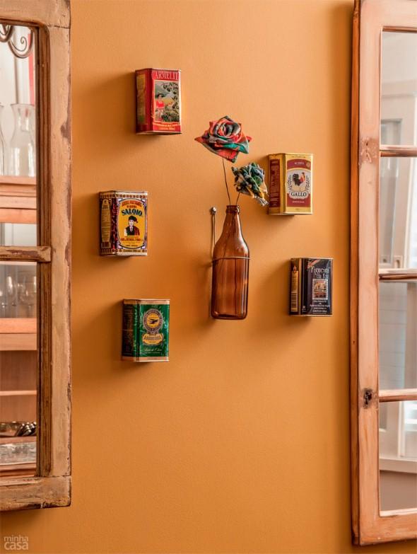 Objetos inusitados na decoração 011