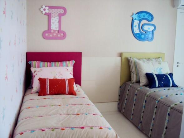 Almofadas para decorar quarto de criança 001